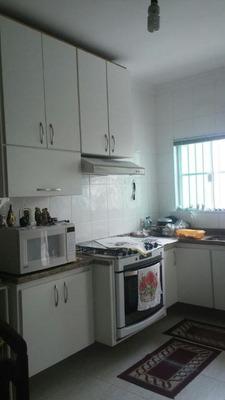 Sobrado Residencial À Venda, Parque Novo Oratório, Santo André. - So2607
