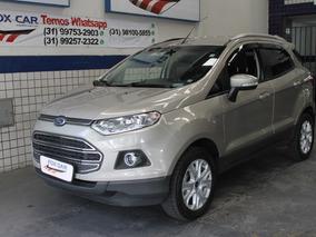 Ford Ecosport 1.6 16v Titanium Flex Ano 2013/2014 (6060)
