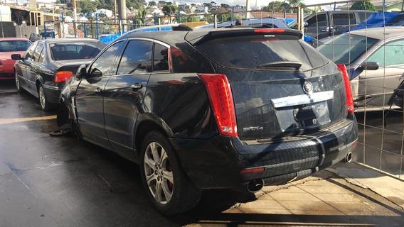 Cadillac Srx 2010 Motor Câmbio Diferencial Sucata