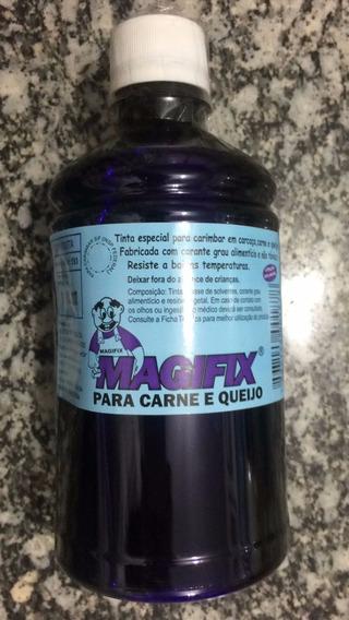 Magifix 685 Tinta Marcador Violeta Roxo Carne Queijo 500ml