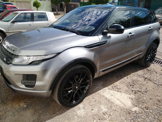 Land Rover Evoque Maximo Equipo