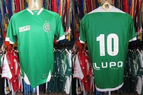 Guaraní 2010 Camisa Titular Tamanho G Número 10.