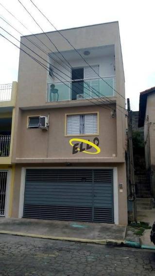 Casa Residencial À Venda, Cidade Das Flores, Osasco - Ca3993. - Ca3993
