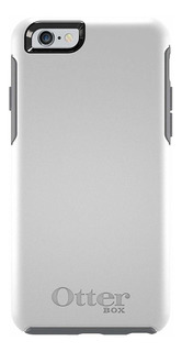 Funda iPhone 6 Plus Tpu/pc Estuche Blanco Otanig