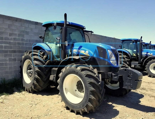 Trator New Holland T7.190 0 Km 2020