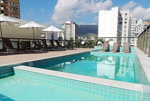 Apartamento Para Venda Em Rio De Janeiro, Vila Isabel, 2 Dormitórios, 1 Suíte, 2 Banheiros, 1 Vaga - Primavera_2-947062