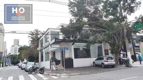 Loja Para Alugar, 251 M² - Vila Nova Conceição - São Paulo/sp - Lo0096