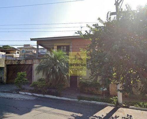 Imagem 1 de 2 de Sobrado Com 4 Dormitórios À Venda, 450 M² Por R$ 1.800.000,00 - City América - São Paulo/sp - So2901