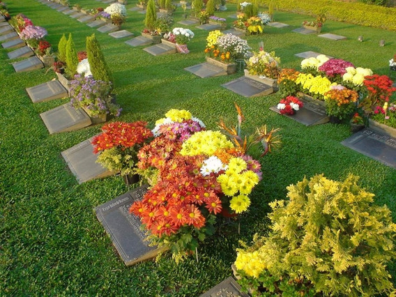 Jazigo Perpétuo No Cemitério Jardim Da Saudade I Curitiba