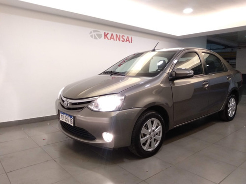 Toyota Etios Xls 1.5 6m/t
