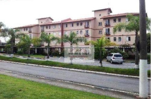 Imagem 1 de 14 de Apartamento À Venda, 55 M² Por R$ 220.000,00 - Cidade Serodio - Guarulhos/sp - Ap2079