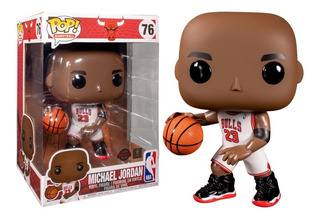 Funko Pop Nba Chicago Bulls Michael Jordan (exclusivo)