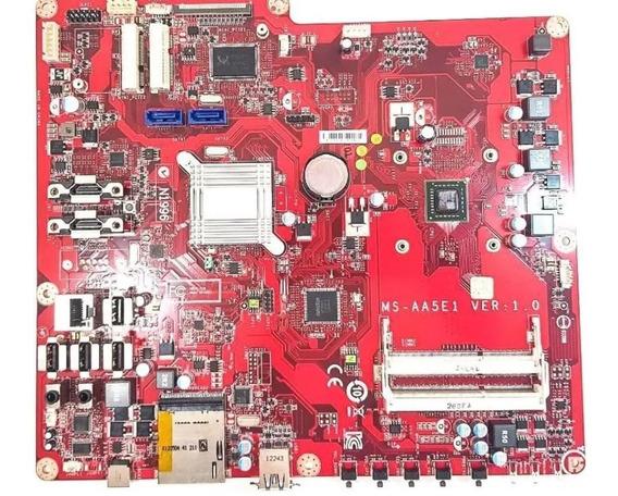 Placa Mãe Amd Ms-aa5e1 Ver 1.0 All In One Itautec Al2010