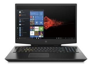 Hp Omen 17t-an000 Gaming Laptop 17 17.3 Uhd 4k I7 Quad 16gb