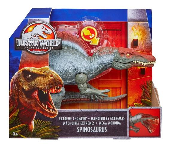 Jurassic World Legacy, Spinosaurus Mordedor