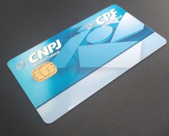 Cartão Smart Card Gemalto Kit C/10 Unidades