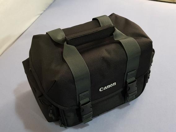 Bolsa Canon Original Para Câmera E Acessórios 300dg