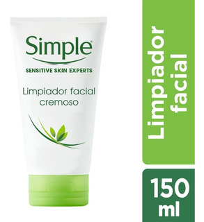 Limpiador Facial Moisturising Simple 150ml