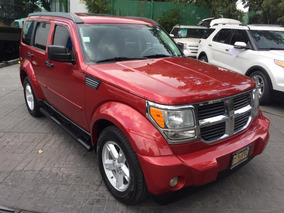 Dodge Nitro Slt 4x2 At