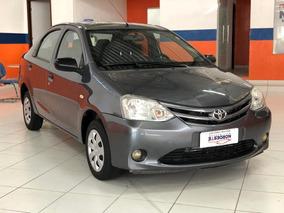 Etios X Sedan 1.5 Flex 16v 4p Mec.