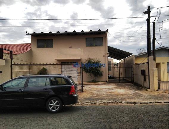 Salão Para Alugar, 250 M² Por R$ 1.800,00/mês - Vila Casoni - Londrina/pr - Sl0029