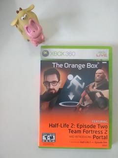 The Orange Box Xbox 360 Garantizado
