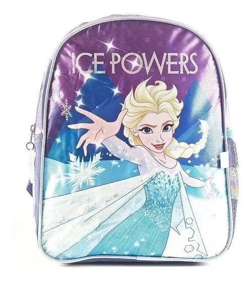 Mochila Frozen Elsa Disney 12 Pulgadas Jardín Fty Calzados!