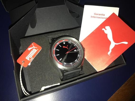Relógio Puma Masculino Esportivo Preto - 96176g0pmnu2