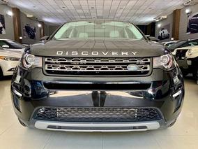 Land Rover Discovery Sport 2.2 Se 190cv Preto 2015/16