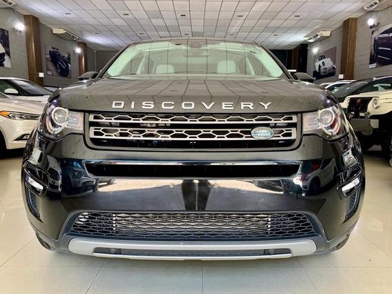 Land Rover Discovery Sport Se 2.2. Preto 2015/16