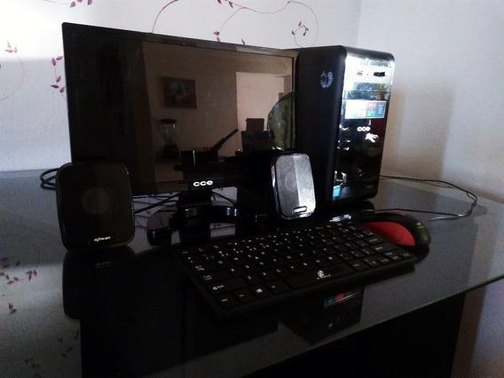 Computador Mp23 Intel Celeron 4gb / 320gb - Frete Grátis