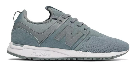 Zapatillas New Balance Wrl247sq Dama - Gris