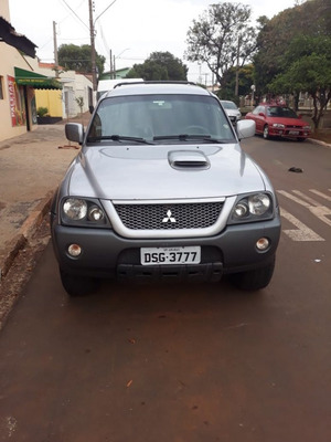 L200 2.5 Sport Hpe 4x4 Cd 8v Turbo Intercooler Diesel 4p ...