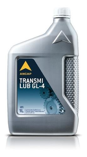 Valvulina Transmilub Gl4 80w Ancap 1lt Lubricante Js Ltda