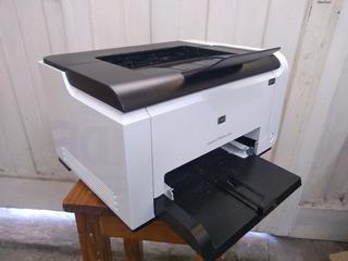 Impresora Laser Hp Cp1025nw Color