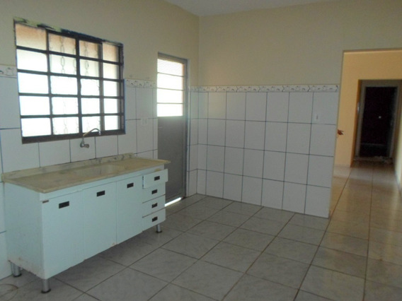 Casa Para Aluguel, 1 Dormitórios, Parque Das Laranjeiras - Mogi Mirim - 1079