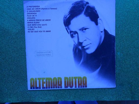 Lp Altemar Dutra P/ Sucessos Vol 04 Coletânea
