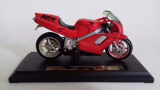 Miniatura Moto Honda Nr Maisto 1:36
