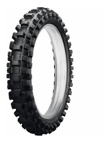 Cubierta Dunlop Motocross 100/90-19 57m Wt Mx3s