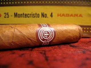 Habano Montecristo No. 4 Original Unidad Cubano Puros