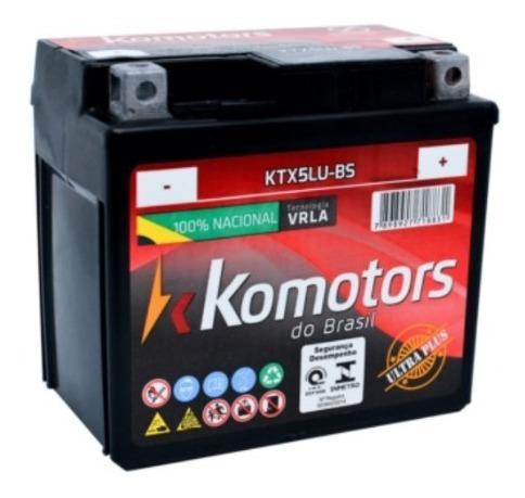 Bateria Moto 5 Cg,titan,biz,bros,fan,crf 230,factor