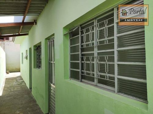 Casa Com 2 Dormitórios À Venda Por R$ 260.000,00 - Jardim América - Campo Limpo Paulista/sp - Ca0575