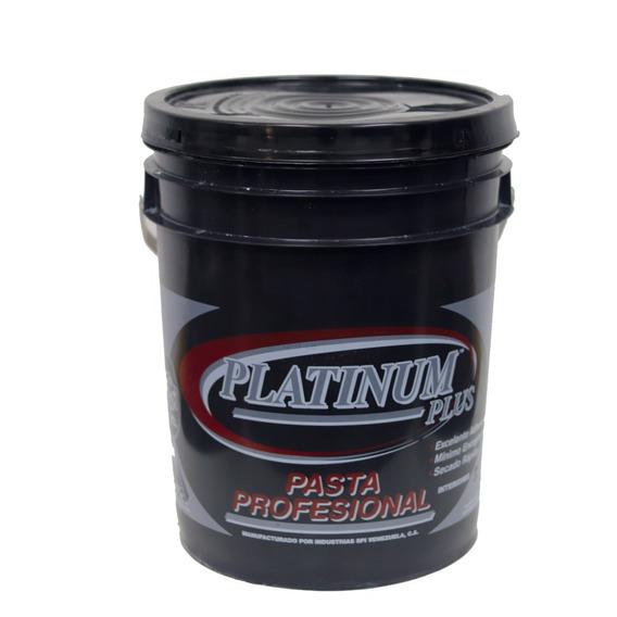 Pasta Profesional Platinum Plus Cuñete