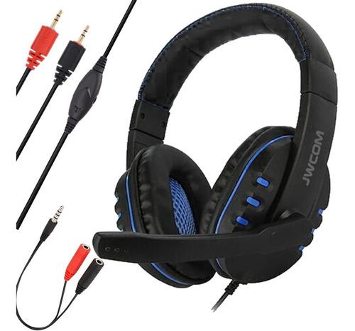 Fone Ouvido Headset Gamer Para Pc Notebook Celular 0690