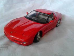 Burago Chevrolet Corvette Cs (1997) 1/18 Made In Italy