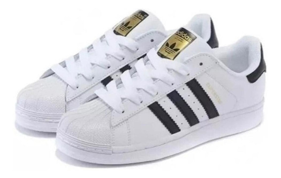Tênis adidas Superstars Pronta Entrega