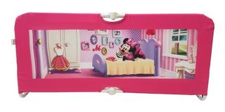 Baranda De Seguridad Para Cama Dis-brmn Minnie Disney