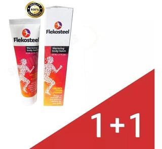 Flekosteel Balsamo - 1+1 Para Dolor Múscular Y Articulacion