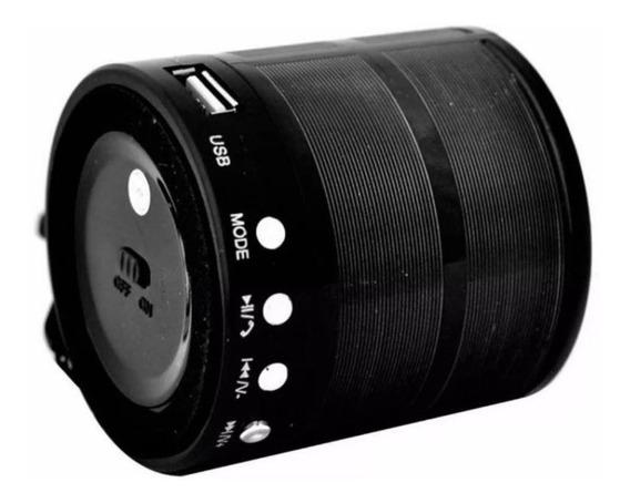 Caixa Caixinha Mini Som Portátil Bluetooth Mp3 Sd Fm Usb Hi Escute Suas Músicas Favoritas Com Qualidade E Mobilidade