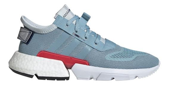 Zapatillas adidas Pod S3.1 Cel/gris De Mujer